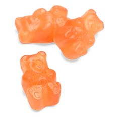 peach gummi bears
