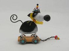 dog on wheels   Flickr - Photo Sharing!