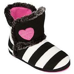 Knit boot- betseyville
