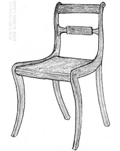 Chairs of Ancient Gr