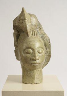 Contemporary African Art Gallery - Joseph Ndandarika: Magic Women (Zimbabwe