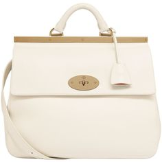 Suffolk Off White Classic Calf (5.245 RON) ❤ liked on Polyvore featuring bags, handbags, shoulder bags, purses, bolsas, accessories, mulberry handbags, man bag, mulberry purse and handbags purses