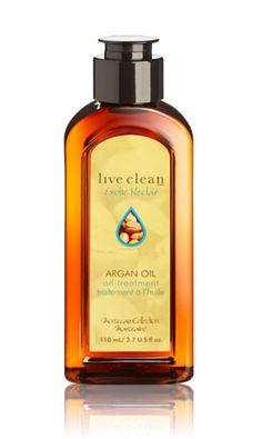 exotic nectar - argan oil oil treatment