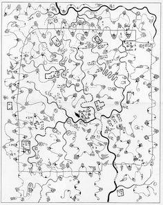 military map mawangdui 168 bc