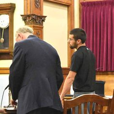 Two arraigned on felony sex charges - Times Bulletin