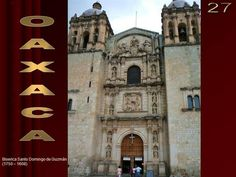 The city and municipality of Oaxaca de Juárez, or simply Oaxaca, is the capital and largest city of the Mexican state of the same name