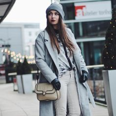 Grey and Beige for Winter by Jeany R.