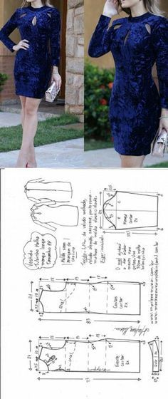 Long sleeve mini dress...<3 Deniz <3