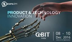 Visit the Biggest Fair on Product and Technology innovations in Bengaluru and explore how Technology has evolved so far. Do visit zoro.im team at Booth S4. #technology #innovations #fair