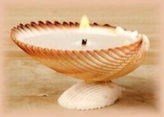 Feng Shui tip: Magické sviečky z mušlí