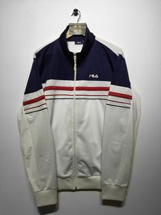 4e9676b07a6fb 96 Best Vintage Fila images | Vintage fashion, Fila jacket, Sportswear