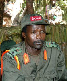 Kony x Supreme collabo.
