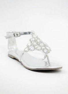 88563269f 18 Best Silver sandals images