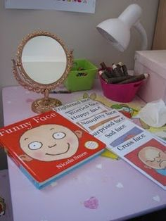 """Use book """"Funny Faces"""" for teaching emotions Social Emotional Activities, Emotions Activities, Social Emotional Development, Book Activities, Sensory Activities, Teaching Emotions, Feelings And Emotions, Understanding Emotions, Preschool Literacy"""