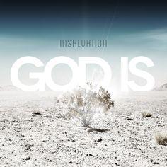 Insalvation | God Is - Album Artwork #albumartwork #insalvation #GodIs #music #packaging
