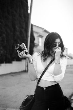 Kendall and Kylie by Moises Arias