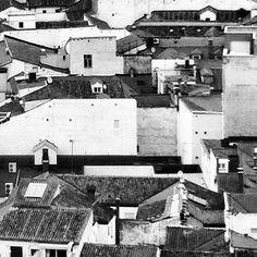 #madrid #roofs #landscape