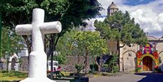 Un paseo por los pueblos y capillas de Coyoacán | México Desconocido
