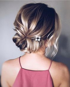 25 simple and chic wedding guest hairstyles, . - 25 simple and chic wedding guest hairstyles, guest hair - Chic Hairstyles, Best Wedding Hairstyles, Braided Hairstyles, Wedding Hairstyles For Short Hair, Simple Hairstyles, Hairstyles 2018, School Hairstyles, Latest Hairstyles, Wedding Guest Updo