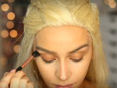 Anastasia Beverly Hills - Single Eyeshadows | Khaleesi Game of Thrones Makeup Tutorial, check it out at http://makeuptutorials.com/khaleesi-game-of-thrones-makeup-tutorial