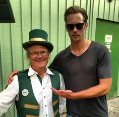 Image result for alexander skarsgard leprechaun