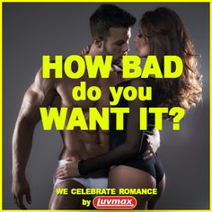 How Bad do you Want it? #sex #quotes