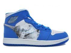 057fb923f3ad73 Air Jordan 1 Retro Alpha White University Blue