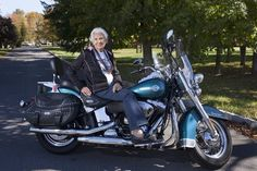 Grandmother's Goal: A Cross-Country Motorcycle Trip at 100