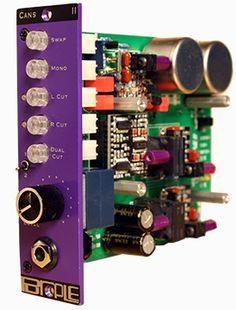 Purple Audio-Cans