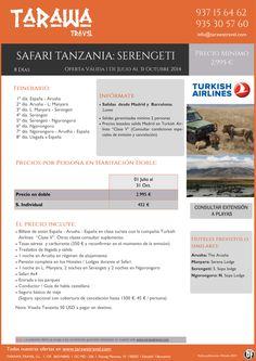 Safari Tanzania: Serengeti. Salidas hasta 31 Octubre. 8 días de viajes desde 2995 euros por persona ultimo minuto - http://zocotours.com/safari-tanzania-serengeti-salidas-hasta-31-octubre-8-dias-de-viajes-desde-2995-euros-por-persona-ultimo-minuto/
