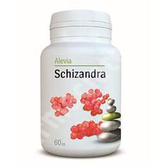 Schizandra, 60 comprimate, Alevia[6423602002250] Pharmacy