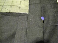 I find myself coming back to this often.  Good to know how to hem a pair of pants.
