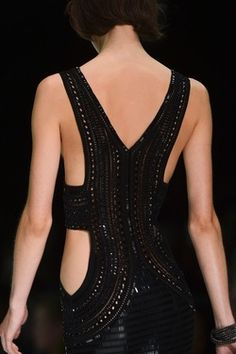 For this dress I would work my ass off!