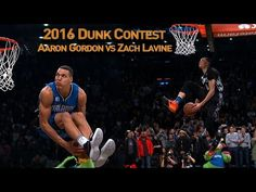 Michael Jordan brought Aaron Gordon back down to earth after dunk contest   FOX Sports