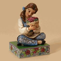 Heartwood Creek by Jim Shore Disney Traditions: Belle