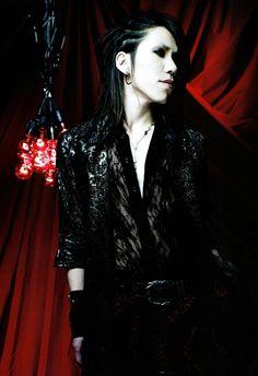 The GazettE, Aoi