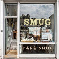 SMUG & CAFE SMUG - London 13 Camden Passage Islington N1 8EA   (Wednesday11am–6pmThursday12am–7pmFriday11am–6pmSaturday11am–6pmSunday12pm–5pm)