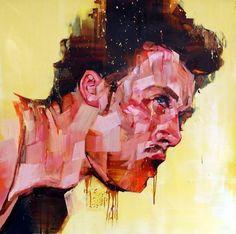 ☆ Artist Andrew Salgado ☆ in avoidance of failure