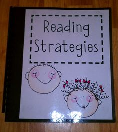Free Reading Strategies Binder - resources right at your hand to help students while reading. Blog: Second Grade Smartypants