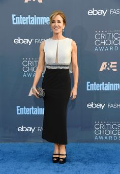 What Everyone Wore to the 22nd Critics' Choice Awards Photos | W Magazine