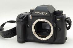 [Near MINT]CONTAX N1 35mm SLR Film Camera Body From Japan #91-012022 #Contax