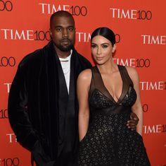 Kimye at the TIME 100 Gala