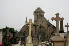 Rutas Mar & Mon: Viaje en coche por Francia, Castillos de Loira, Bretaña y Normandía (2ª Parte) #Locronan #bretagne #normandia #france