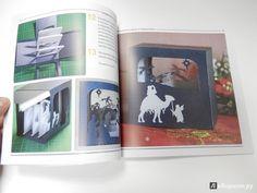 Иллюстрация 6 из 7 для Открытки в технике tunnel book - Анна Шиденко | Лабиринт - книги. Источник: dbyyb
