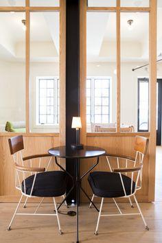 L'hôtel Rivertown Lodge Hudson Etat de New York   Vogue