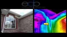 Our #thermal #imaging #building #inspection is a powerful and non-invasive means of monitoring and diagnosing the condition of your buildings.