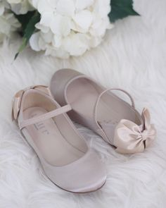 ca830108cc3e1 259 Best Flower Girls Shoes images in 2019 | Flower girl shoes ...