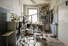 ホラーゲームが1本つくれそうな、おどろおどろしいドイツ人医師のマンション廃墟
