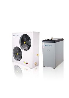 Heat Pumps from Wotech; Green and safe.
