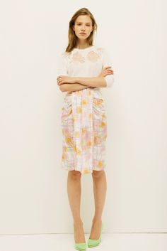 Nina Ricci Resort 2014 Collection Slideshow on Style.com
